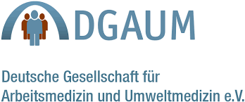 DGAUM Deutsche Gesellschaft für Arbeitsmedizin und Umweltmedizin